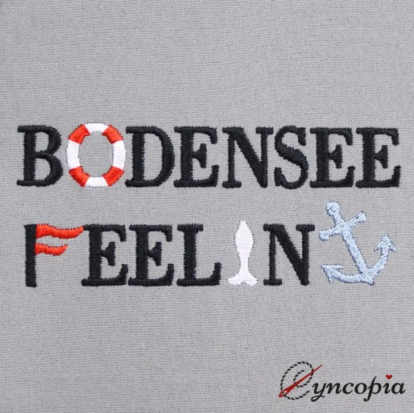 Embroidery Design Bodenseefeeling Set