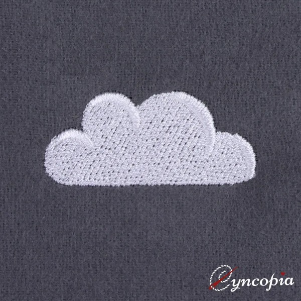 Embroidery Design Basic Cloud