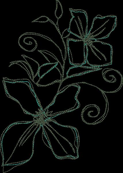 Clematis Doodle