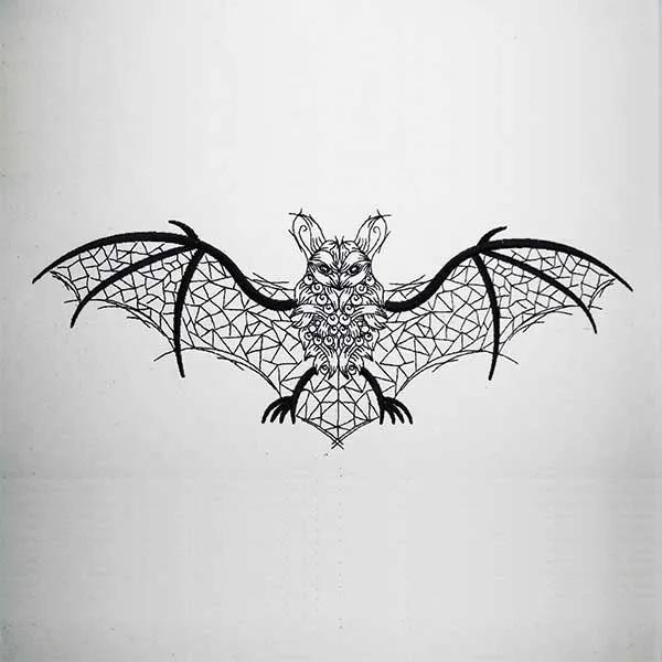 Furled Bat