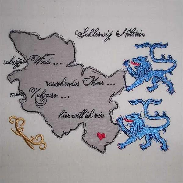 Schleswig Holstein Doodle