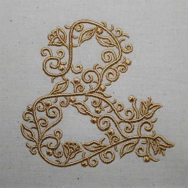 Embroidery Design & Fine Ornament