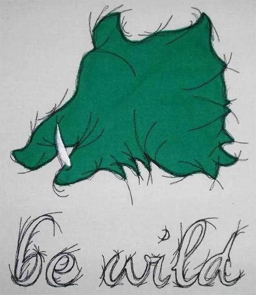 Wildschwein Doodle