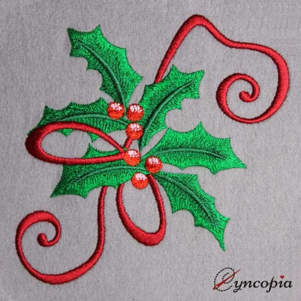 Embroidery Design Holy branch