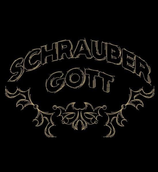 Stickdatei Schraubergott