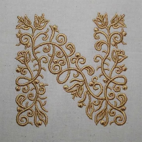 Fichier Broderie N Fine Ornament