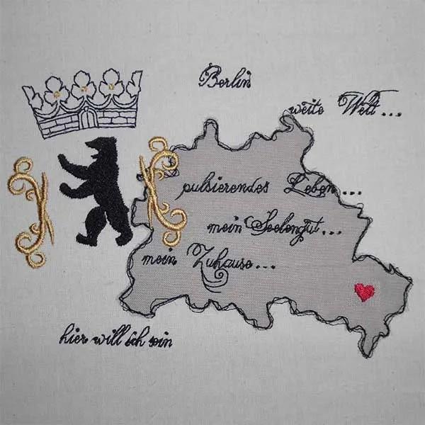 Berlin Doodle