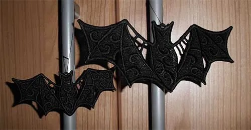 Fledermaus Lace