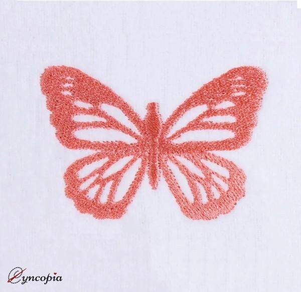Fichier Broderie Basic Papillon