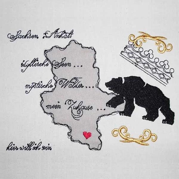 Fichier Broderie Saxe Anhalt doodle