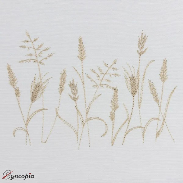 Embroidery Design Gras Impression No. 3